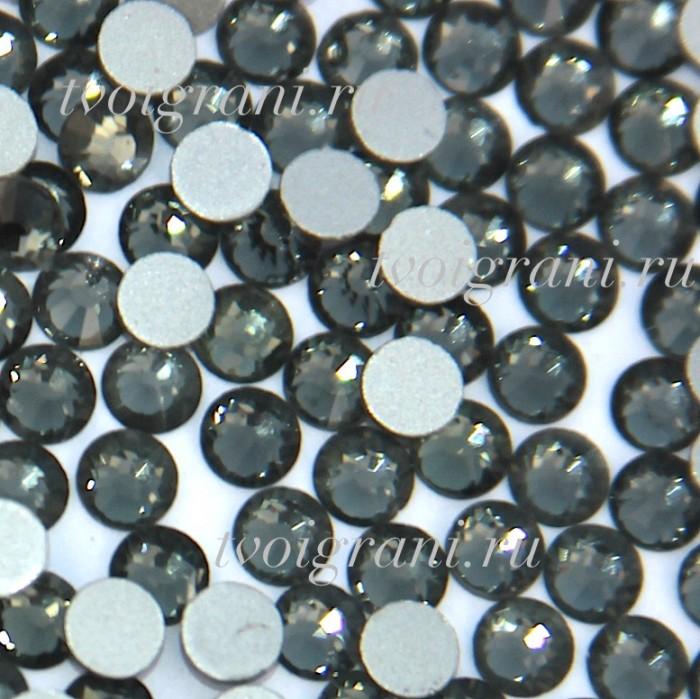 Стразы DMC Black Diamond ss 16 FB