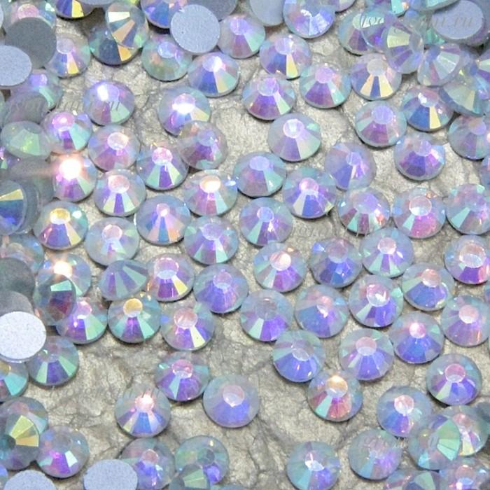 Стразы DMC Crystal AB ss 20